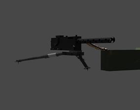 M1919 30 caliber 3D model