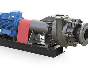 3D Pump industrial NK