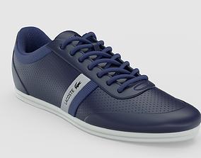 Lacoste shoes 3D asset