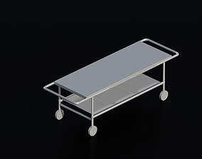 Stretcher 01 3D model