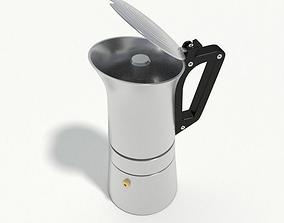 Espresso Maker 3D