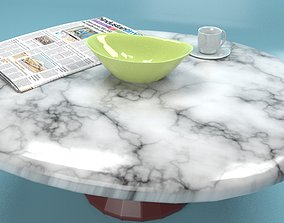 3D Coffe table Props