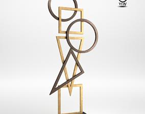 3D model UTTERMOST - TERZO SCULPTURE