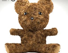 Doll teddy 3D