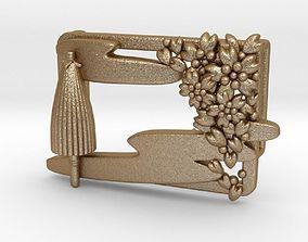 Scene 3D print model