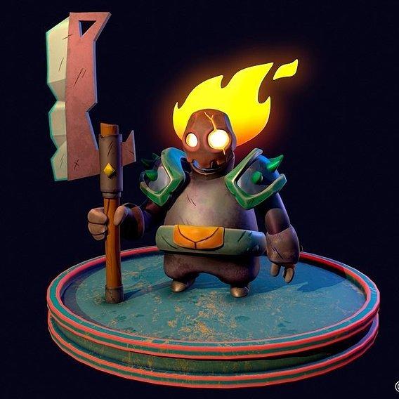 Character Sculpt