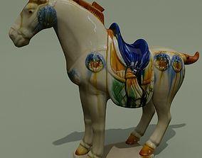 Horse Statuette Z 3D model