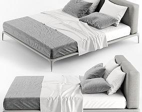 POLIFORM PARK BED 3D model