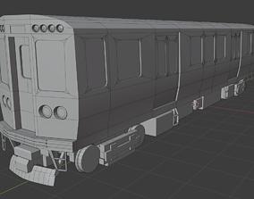 3D model realtime CTA 5000 Train