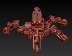 Predator house 3D printable model