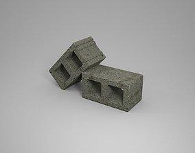 Cinder Block 3D