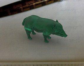 3D printable model Wildboar
