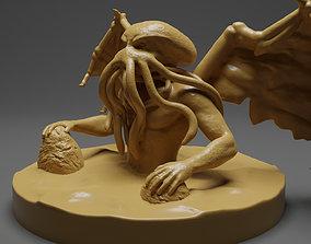 Cthulhu 3D print Concept