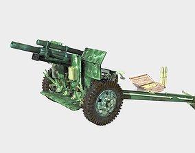 3D M2A1 - howitzer 105mm
