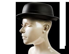 Fedora Hat 3D print model