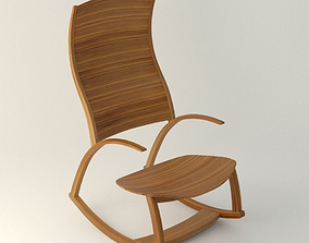 Reed hansuld Chair 3D model