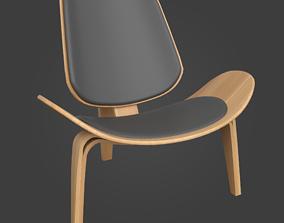 Chair-43 3D model VR / AR ready