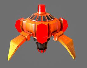 3D model air mine