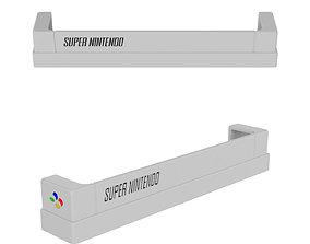 3D printable model Nintendo labo VR-KIT SNES custom case