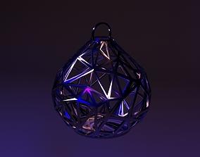 light christmas ball 3D printable model