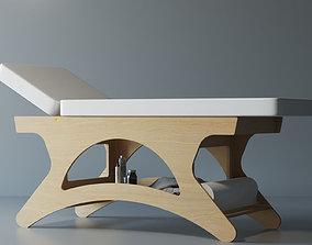 Table massage for beauty salon 3D printable model