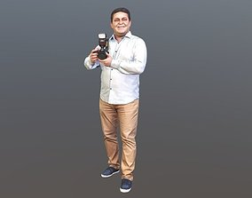 Rd057 - Male Photographer 3D