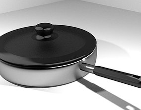 3D Cookware - Saucepans