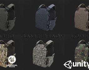 FirstSpear AAC Vest 3D asset