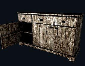 Bedroom cabinet 21 3D