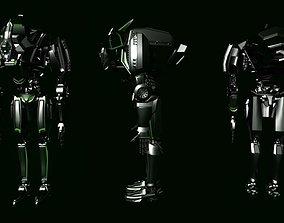 Robot gear 3D
