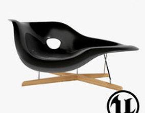 Charles E La Chaise UE4 3D asset