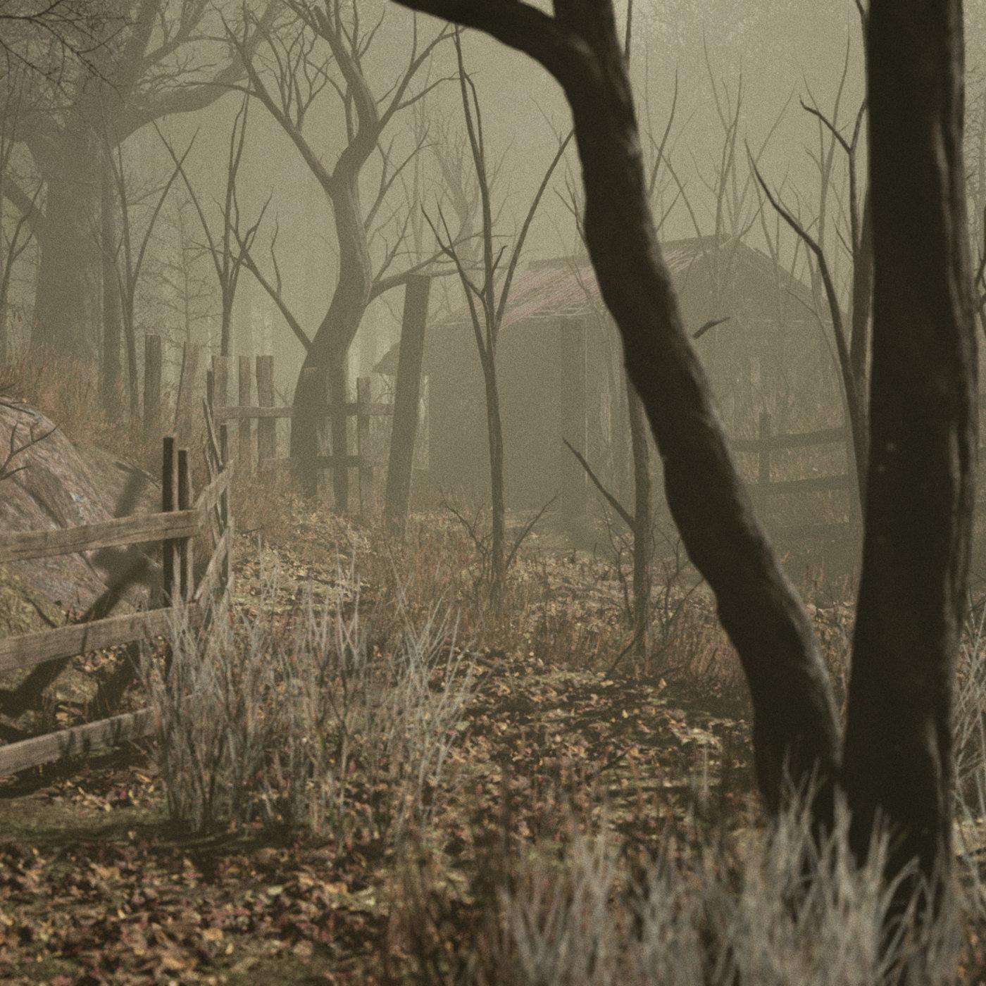Resident Evil 4 - Fanart