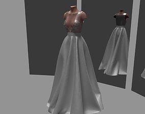 Flower Wedding 3D model