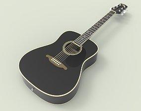 Acoustic guitar SX 3D bass