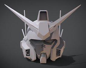 3D printable model Heavyarms Custom Head