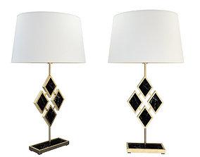 3D model Robert Abbey Lighting Edward Table Lamp