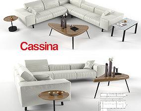 Sofa SCIGHERA 3D model