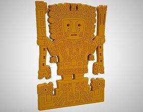 Viracocha 3D print model