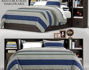 3D RH Teen Keynes Storage bed