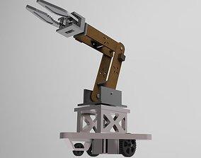 Robotic Arm 3D science