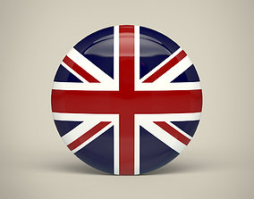 United Kingdom Badge 3D model