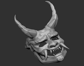 raider Oni Mask 3D print model