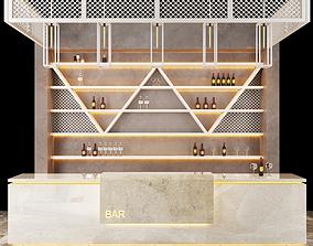 Loft bar 3D design