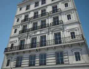 Old Building V 3D model