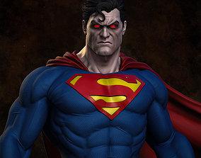 Superman - Statue 3D print model