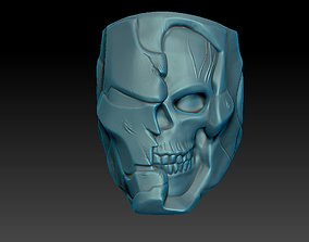 3D print model Iron Man Skull Ring
