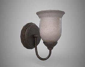 3D asset Sconce Light