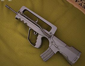 3D model FAMAS G2