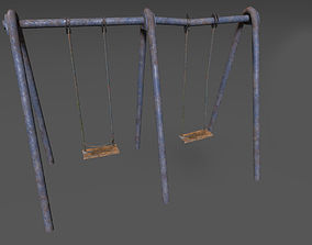 Soviet Oldschool Swing 3D model