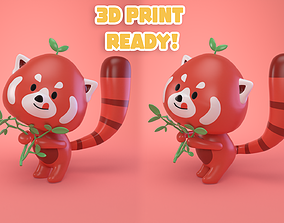 polar 3D print model Little Red One